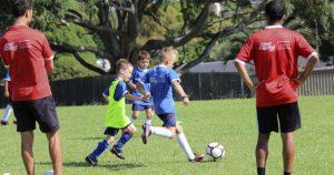 Developing good football players