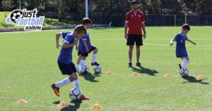 Soccer Skill Circuit