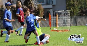 Soccer Sliding Tackle