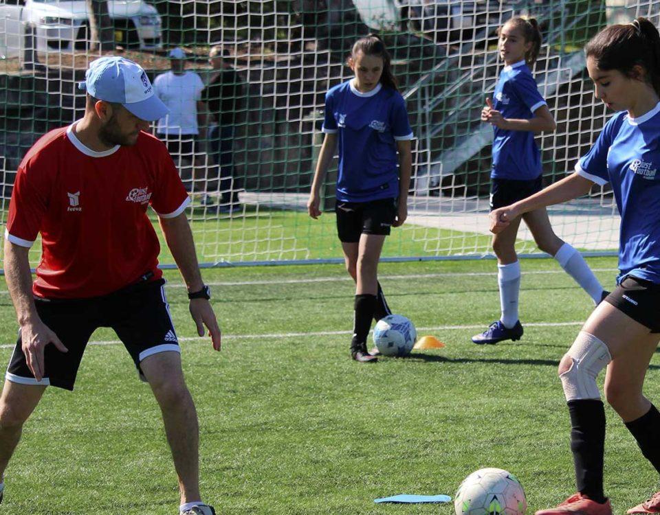 Soccer Coach - Joe