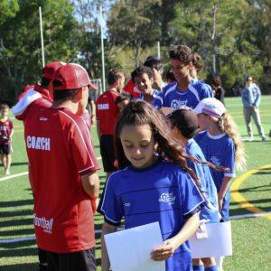 Soccer camp certificates