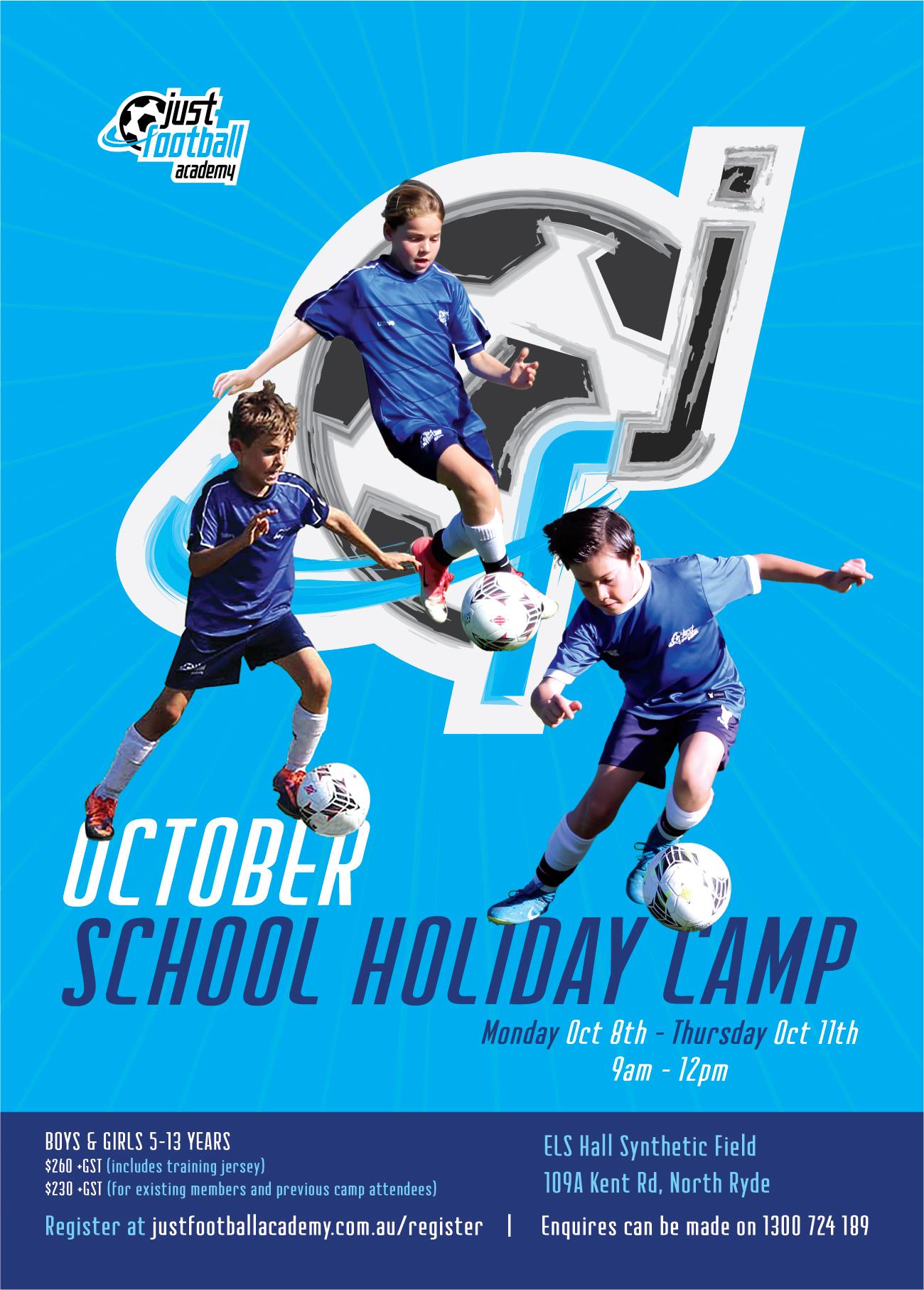 Football School Holiday Camp